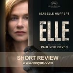 Elle (2016) French Movie Short Review