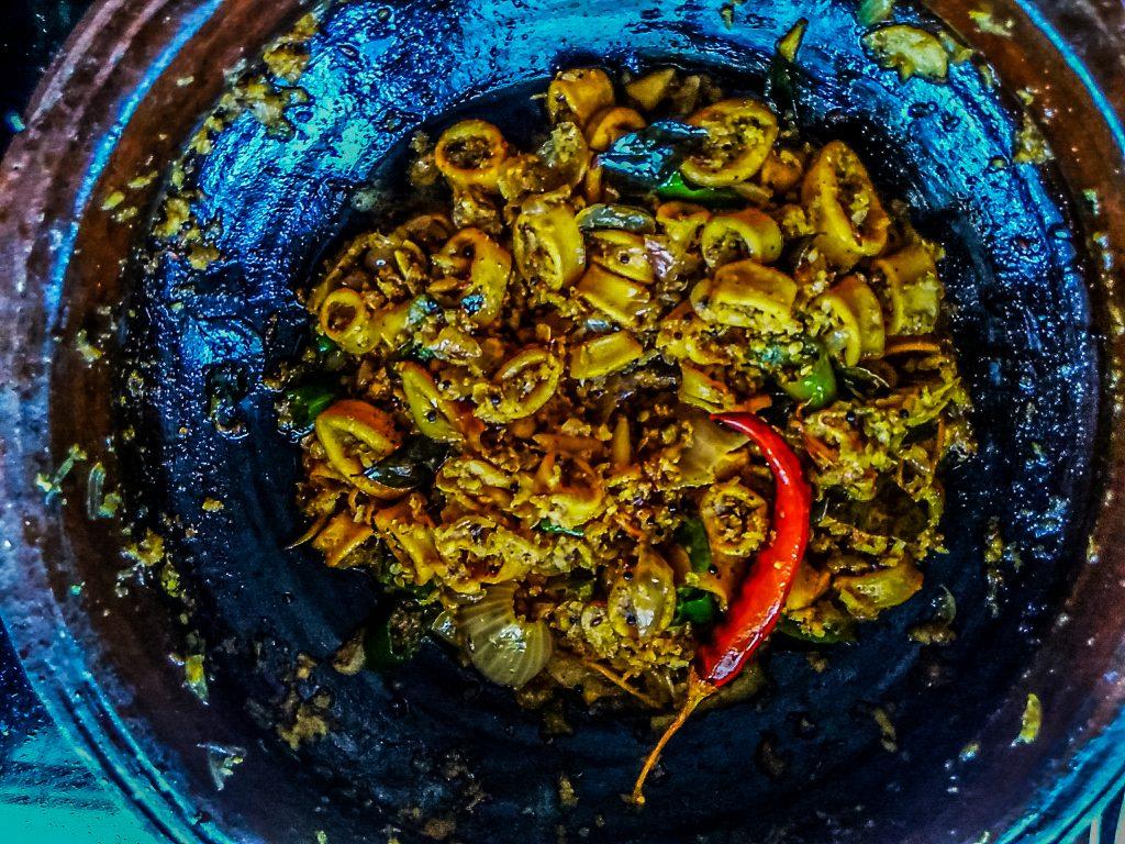 squid koonthal kalamari roast