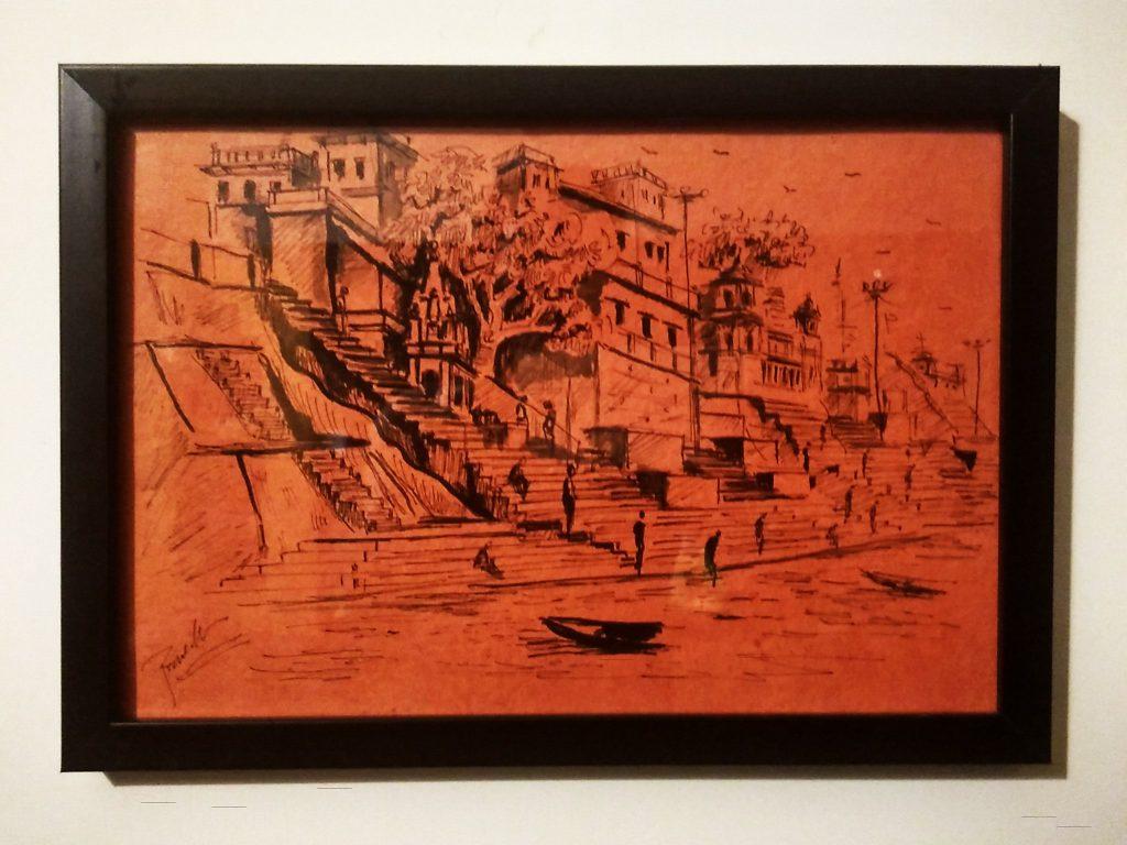 Pyarelal_Banaras_sketch2