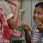 Share your Happiness – That boy smile in the Double Horse ad!